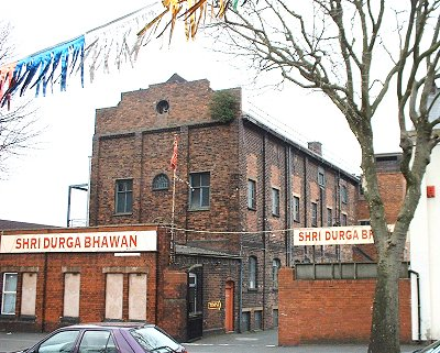 Former Edge's Brewery